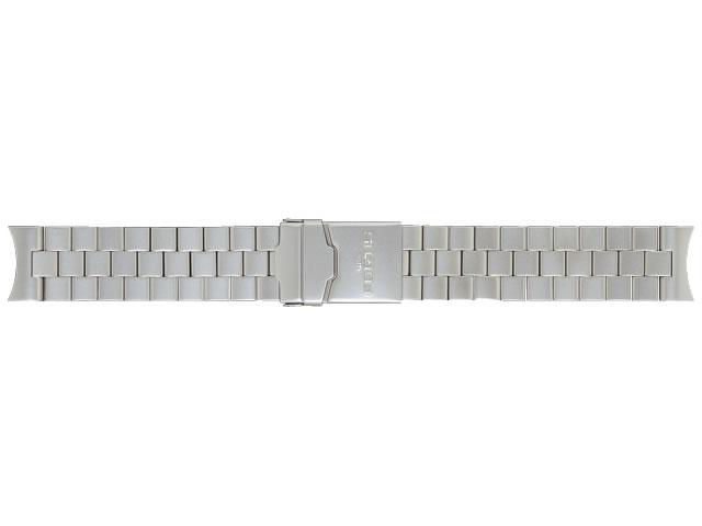 FORTIS フォルティス オフィシャル・コスモノート(B-42) / エアロマスター / マリンマスター / ダイバー用 ステンレススチールブレスレット SSサンドマット 腕時計 ベルト バンド 20mm