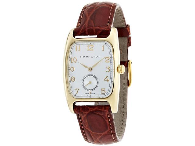 ハミルトン 腕時計 HAMILTON ボルトン ミディアム H13431553 【文字盤カラー ホワイト】 【クオーツ】【送料無料】