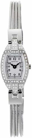 レディ ハミルトン ダイヤモンド58ピース入り HAMILTON 腕時計H31151183 【送料無料】