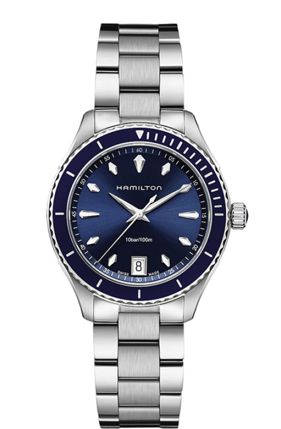 ハミルトン 腕時計 HAMILTON ジャズマスター シービュー H37451141【送料無料】
