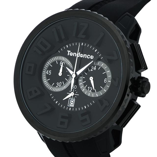 葛西着用モデル テンデンス 腕時計 Tendence GULLIVER ガリバー 51mm TG460010 【正規輸入品】e優美堂のテンデンスは安心のメーカー保証2年付き日本正規商品です。