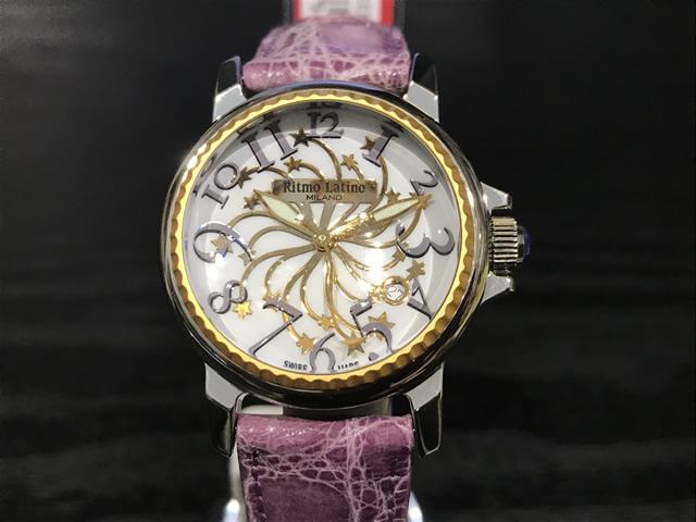 リトモラティーノ 腕時計 ステラ レディースサイズ 33mm D3EB67GS 送料代引き手数料無料優美堂はリトモラティーノの正規販売店です。