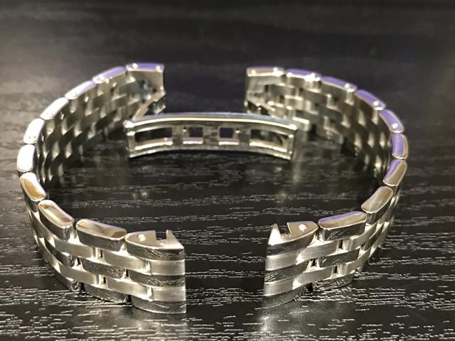 ハミルトン ベルト 時計 HAMILTON アードモア レディース用 14mm 腕時計 ステンレススチールブレスレット バンド H605112501