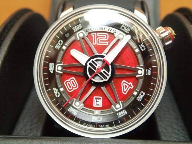 BOMBERG ボンバーグ 自動巻き 腕時計 BB-01 オートマティック スチール CT43ASS.22-1.11 正規輸入商品