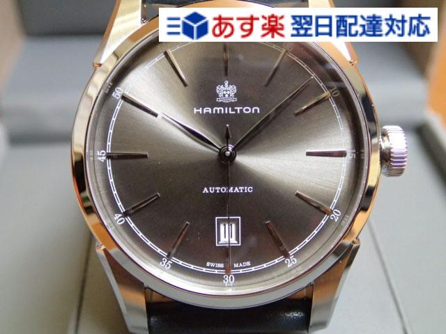 ハミルトン 時計 腕時計 HAMILTON Spirit of Liberty スピリット オブ リバティー オートマチック H42415691 メンズ 正規輸入品