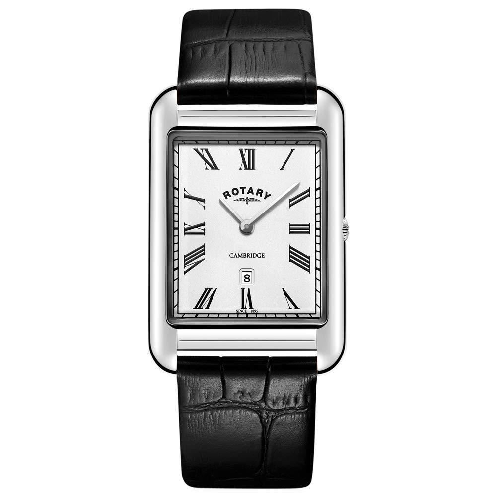 ROTARY CAMBRIDGE ロータリー ケンブリッジ ローマインデックス GS05280/01 クオーツ腕時計 送料無料 正規輸入品