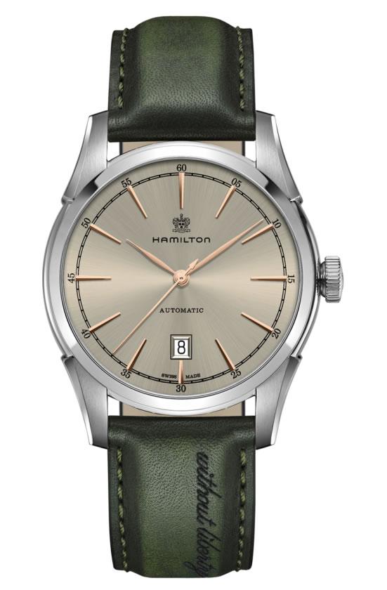 ハミルトン 時計 腕時計 HAMILTON Spirit of Liberty スピリット オブ リバティー オートマチック H42415801 メンズ 正規輸入品