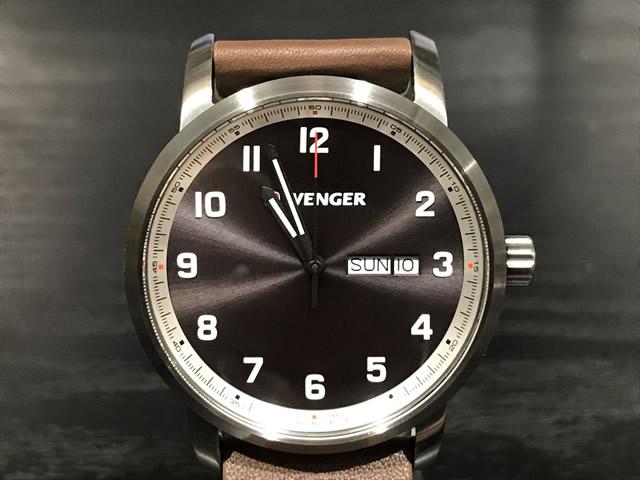 WENGER (ウェンガー) 腕時計 アティチュード Attitude 01.1541.122e優美堂のウェンガーは安心のメーカー保証3年付き日本正規商品です。