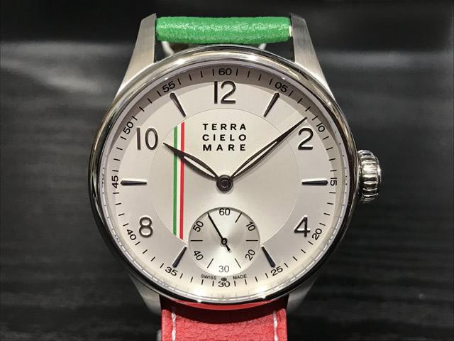 テッラ チエロ マーレ TORICOLORE トリコローレ 腕時計 Ref.TC7150AC2PA