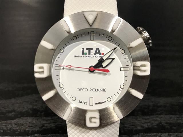 ITA 腕時計 アイティーエー DISCO VOLANTE ディスコ・ボランテ 商品 Ref.31.00.07