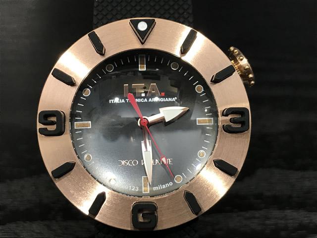 ITA 腕時計 アイティーエー DISCO VOLANTE ディスコ・ボランテ 商品 Ref.31.00.12