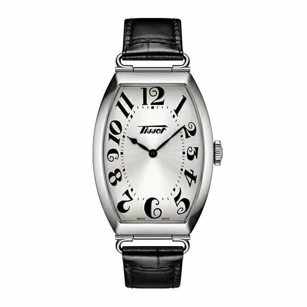 ティソ 時計 腕時計 TISSOTヘリテージ ポルト HERITAGE PORTO T128.509.16.032.00 クォーツ(電池式) シルバー文字盤 送料無料 分割払い可 あす楽