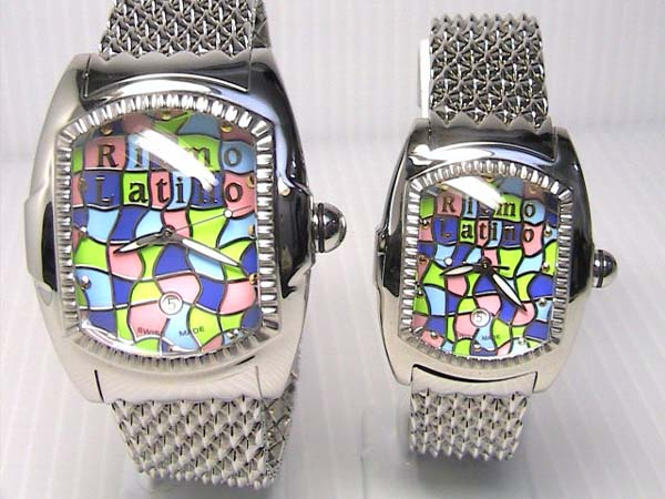 リトモラティーノ 腕時計 ペアウォッチ Q3ML99SB-Q3MB99SB 送料代引き手数料無料 文字盤カラー マルチカラー 送料無料