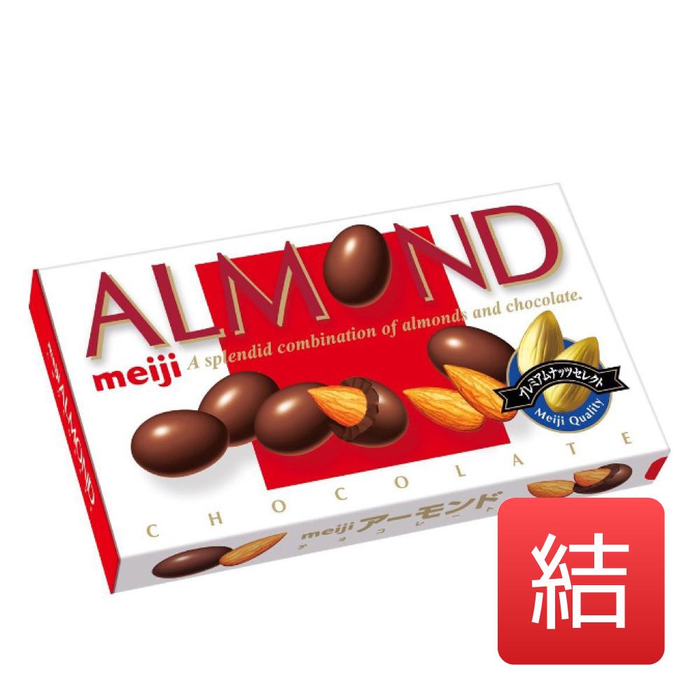 アーモンドチョコ 明治 88g 80入数/箱