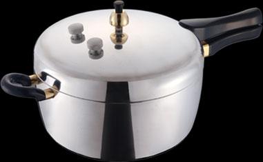 3,平和圧力鍋  PC45-A 約8合炊