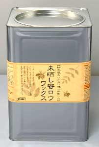 蜜蝋(ミツロウ)ワックス 18リットルAタイプ(バターの固さ) (消費税10%)