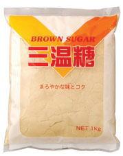 秀逸 無添加三温糖 三温糖1k コンパクト便薄型可 訳あり品送料無料 無添加砂糖