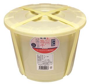 放射能検査済食品海の精・上州梅干4kg塩分約18%