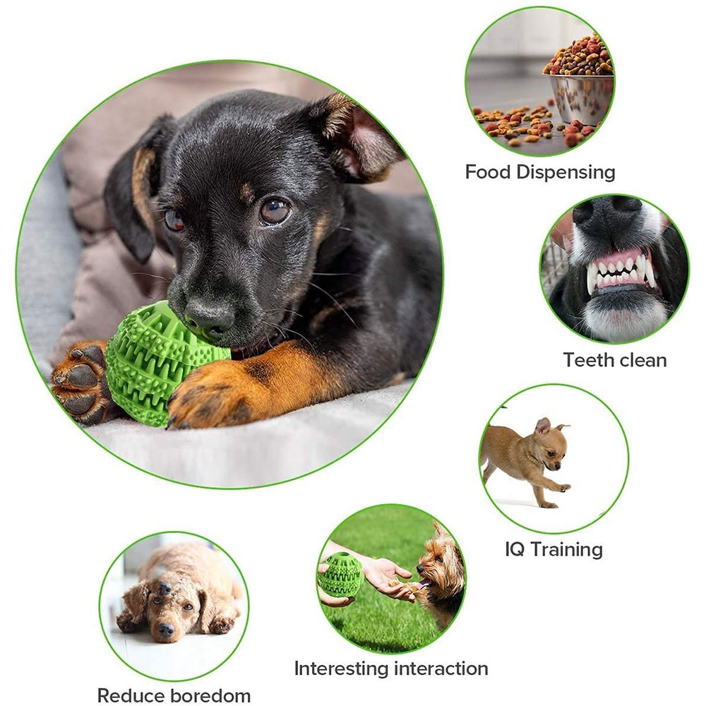 5色あり 犬のおもちゃ 犬用おもちゃ 保証 犬 おもちゃ 犬のおもちゃのボールインタラクティブな犬の御馳走のおもちゃペットの歯のクリーニングのための耐久性のある 爆買い新作 小型中型および大型犬用の食品ディスペンシングIQトレーニングボール 犬のおもちゃのボールインタラクティブな犬の御馳走のおもちゃペットの歯のクリーニングのための耐久性のある天然ゴムの犬の噛むボール ボール