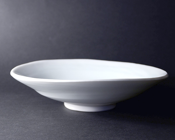 最安値 青白磁皿(共箱付) 作家「鯉江良二」, ナニワク 2c52c563