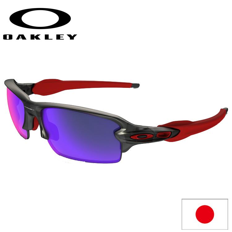 日本正規品 オークリー (OAKLEY) サングラス フラック 2.0 FLAK OO9271-03 【ポジティブ レッド】【JAPANフィット】