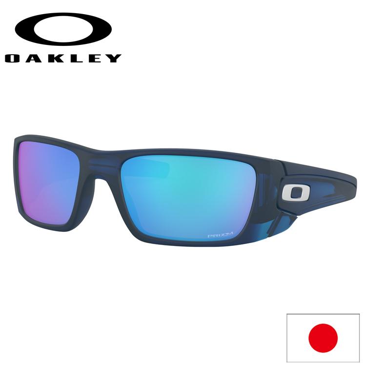 日本正規品 オークリー (OAKLEY) サングラス FUELCELL フューエルセル OO9096-K160 【Matte Translucent Blue】【Prizm Sapphire】【Standard Fit】