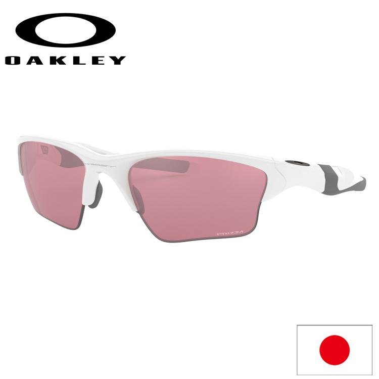 日本正規品 オークリー(OAKLEY) サングラス ハーフ ジャケット 2.0 XL HALF JACKET OO9154-6362 【Polished White】【Prizm Dark Golf】【Standard FIT】【プリズム】【スタンダードフィット】