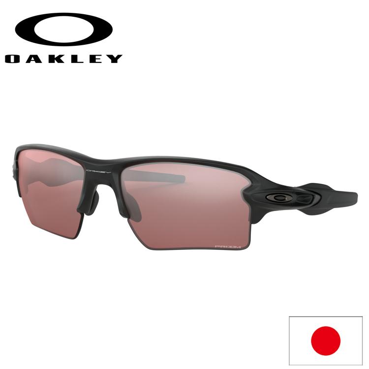 日本正規品 オークリー (OAKLEY) サングラス FLAK 2.0 XL フラック OO9188-9059 【Matte Black】【Prizm Dark Golf】【Standard Fit】