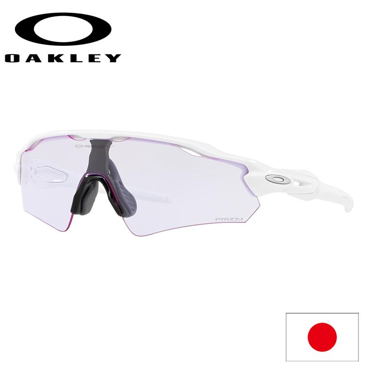 日本正規品 オークリー(OAKLEY)レーダー EV RADAR EV OO9275-2035【Polished White】【Prizm Low Light】【ASIA FIT】【アジアフィット】