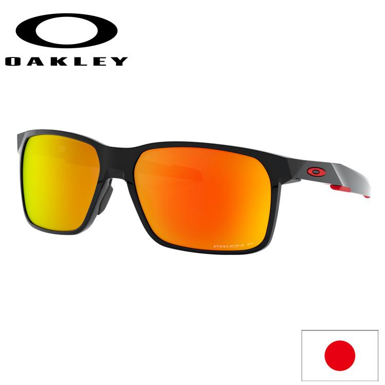日本正規品 オークリー (OAKLEY) サングラス ポータル エックス Portal X OO9460-0559【Polished Black】【Prizm Ruby Polarized】【Standard Fit】【スタンダードフィット】