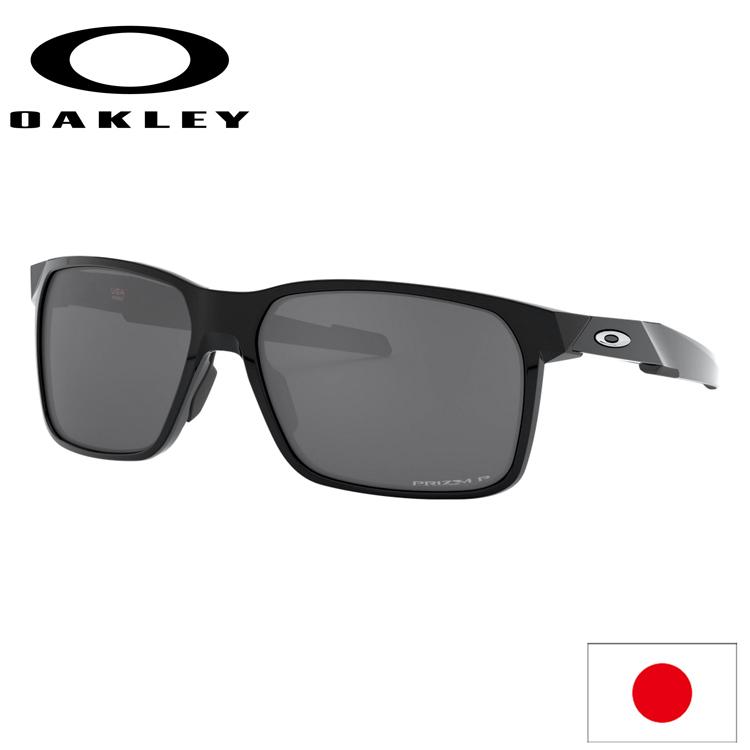 日本正規品 オークリー (OAKLEY) サングラス ポータル エックス Portal X OO9460-0659【Polished Black】【Prizm Black Polarized】【Standard Fit】【スタンダードフィット】