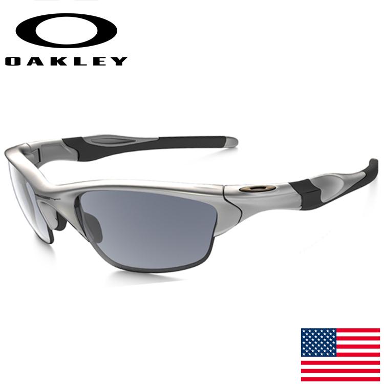 USAモデル オークリー(OAKLEY) HALF JACKET 2.0(ハーフ ジャケット 2.0)OO9153-02 【サングラス アジアンフィット】