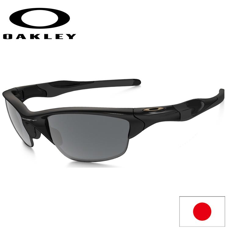 日本正規品 オークリー(OAKLEY) HALF JACKET 2.0(ハーフ ジャケット 2.0)OO9153-01 【サングラス JAPANフィット】