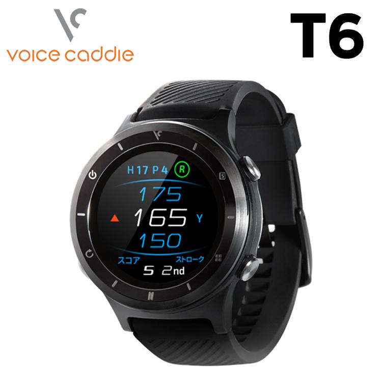 ボイスキャディ T6 腕時計タイプ GPSゴルフナビ Voice Caddie T6 プレミアム ゴルフウォッチ 腕時計型