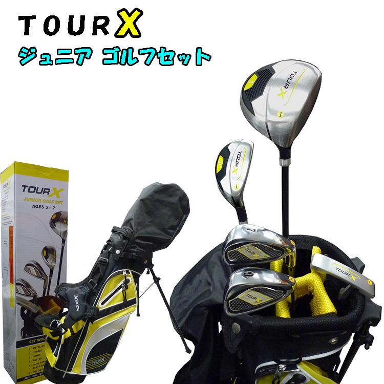 【予約中!】 【即納】【即納】 TOUR 5本セット of X ジュニアセット ゴルフクラブ 5本セット スタンドバック付【5-7才用】【ゴルフ用品】【男の子】【女の子】【子供用】【merchants of golf】, 谷汲村:b017643f --- gamedomination.xyz