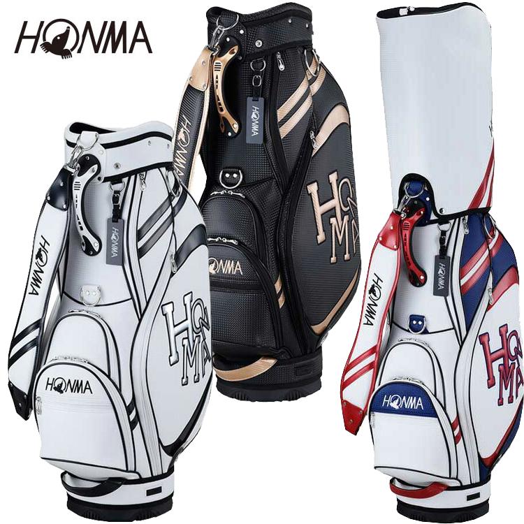 本間ゴルフ ホンマ ゴルフ キャディバッグ DANCING SPORT CADDY BAG CB12015 【HONMA】【カートバッグ】