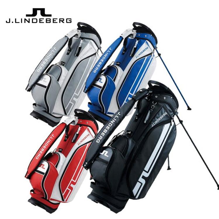 J.LINDEBERG ゴルフ スタンド式 キャディバッグ 9型 47インチ対応 083-12301 JL-020S 日本限定発売モデル スタンド バッグ ジェイ リンドバーグ