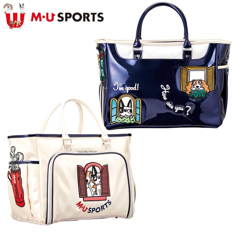 MU SPORTS MU スポーツ ボストンバッグ 703C1200 【ボストン】【バッグ】【M・U SPORTS】【MUスポーツ】【エムユー】