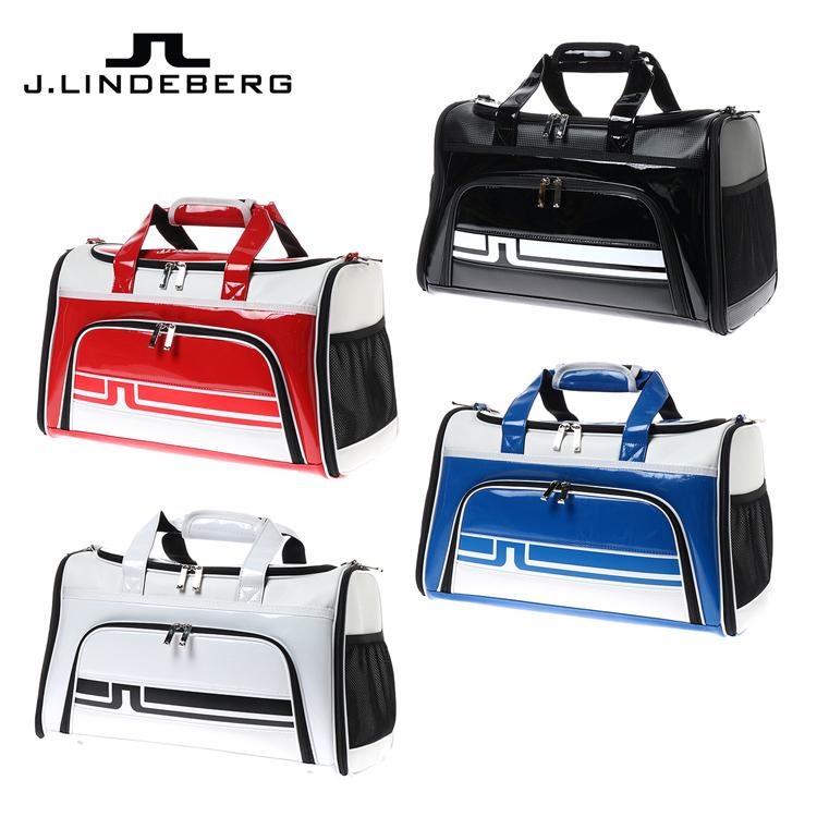 J.LINDEBERG ゴルフ ボストンバッグ 083-82310 JL-120 ボストン バッグ 日本限定発売モデル ジェイ リンドバーグ