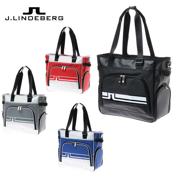 J.LINDEBERG ゴルフ トートバッグ 083-82311 JL-120T トート バッグ 日本限定発売モデル ジェイ リンドバーグ