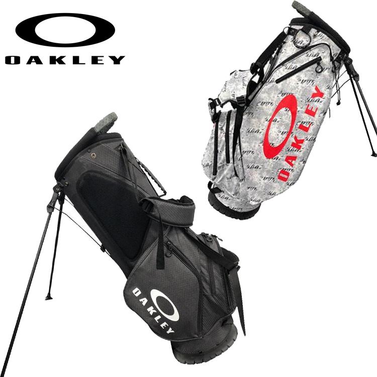 オークリー ゴルフ BG スタンド ゴルフバッグ 14.0 FOS900199 9.5型 キャディバッグ 【OAKLEY BG STAND 14.0】【2020年】【900199】