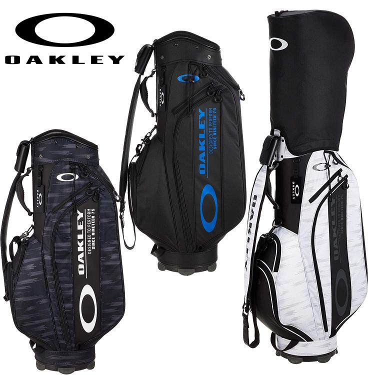 オークリー ゴルフ BG ゴルフバッグ 13.0 921568 JP 9.5型 キャディバッグ 【OAKLEY BG GOLF BAG 13.0】【2019年】【921568JP】
