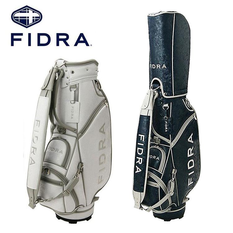 フィドラ ゴルフ キャディバッグ 8.5型 カートバッグ FD5GNC31 FIDRA