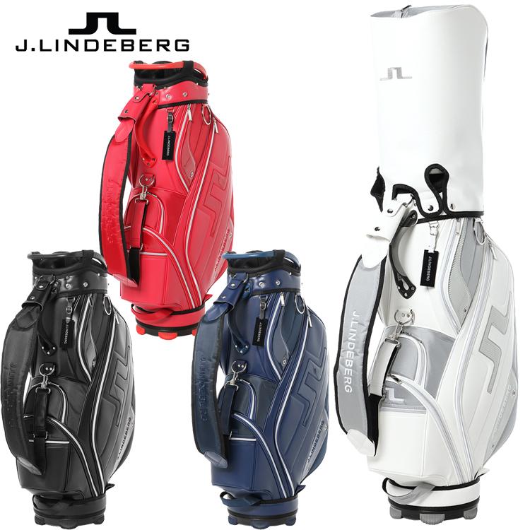J.LINDEBERG ゴルフ キャディバッグ 9.5型 47インチ対応 083-19300 JL-018 日本限定発売モデル ジェイ リンドバーグ