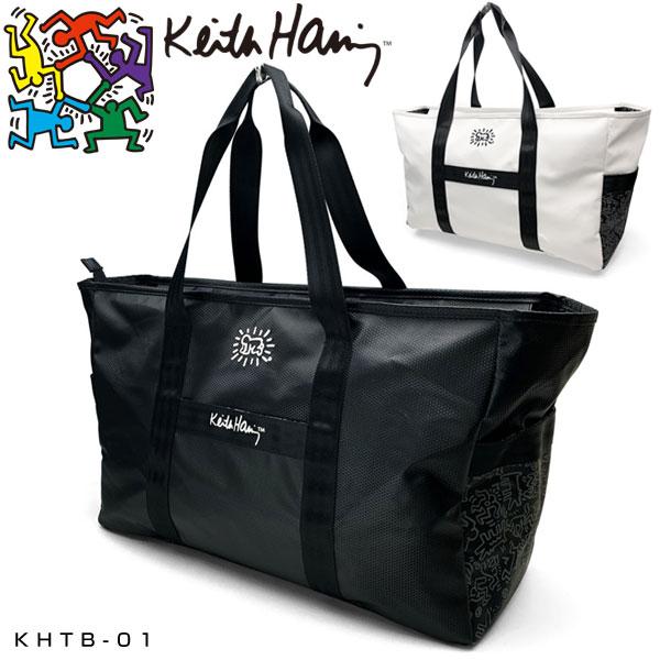 キースヘリング ゴルフ トートバッグ Baby KHTB-01