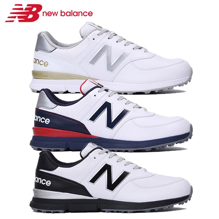 ニューバランス NB ゴルフシューズ MGS574V2 ソフトスパイク ゴルフ シューズ メンズ 【ゴルフ用品】【new balance】