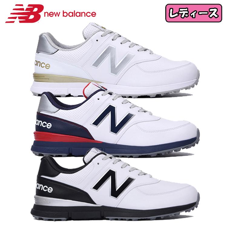 ニューバランス NB ゴルフシューズ MGS574V2 ソフトスパイク ゴルフ シューズ レディース 【ゴルフ用品】【new balance】