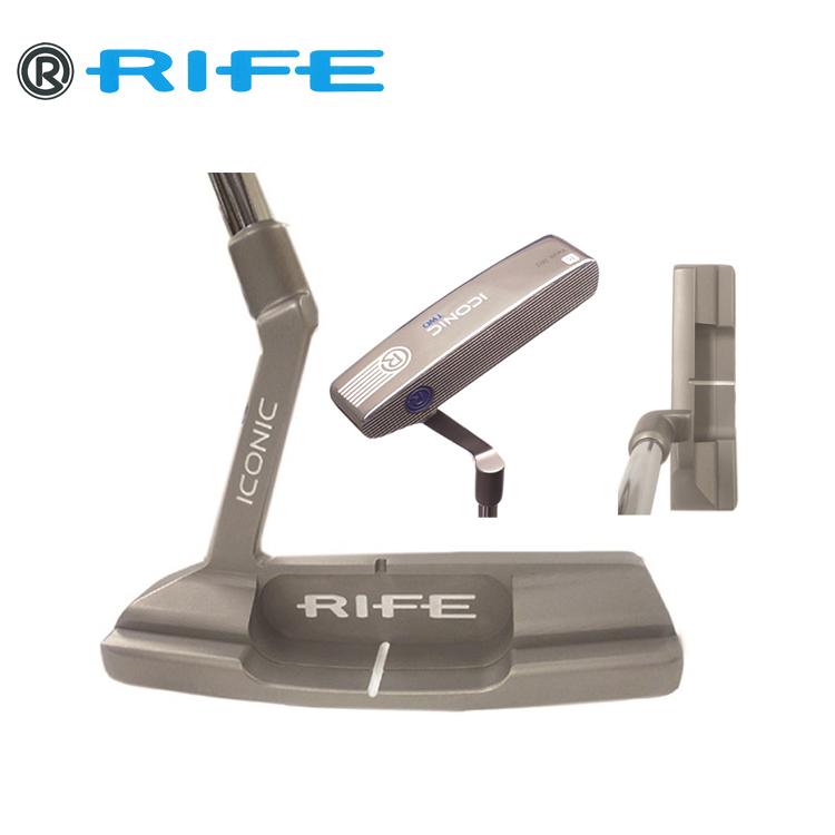 日本正規品 ライフ ゴルフ アイコニック 2 RIFE ICONIC TWO