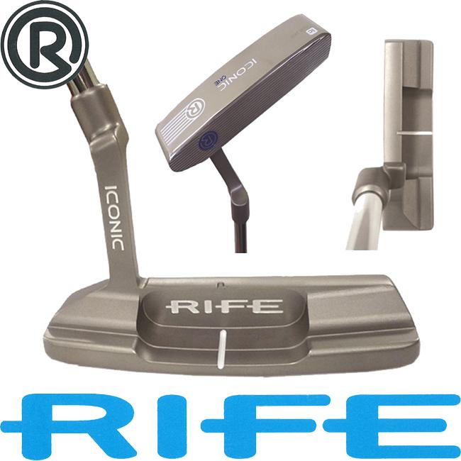 日本正規品 2015年 ライフ ゴルフ アイコニック 1 RIFE ICONIC ONE