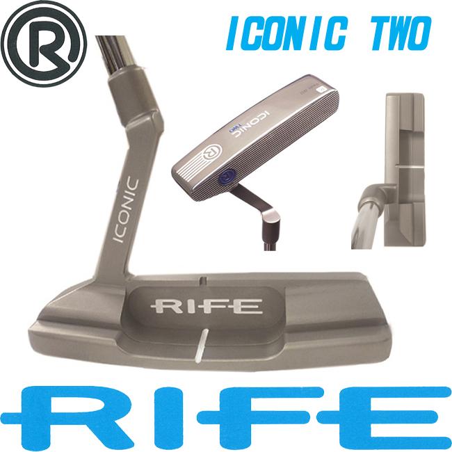 日本正規品 2015年 ライフ ゴルフ アイコニック 2 RIFE ICONIC TWO